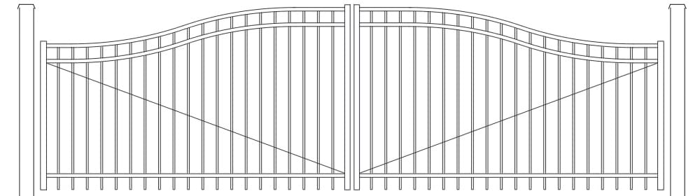 arched_flat_top_driveway_gate