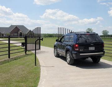 ornamental_country_driveway_gate_opener